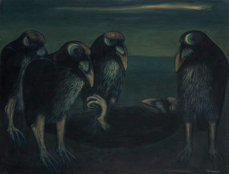 Izložba slovenskog slikara Jože Tisnikara