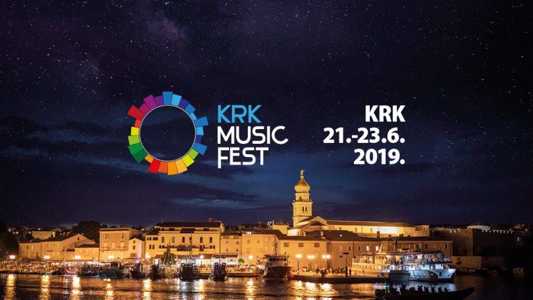 Krk Music Fest, od 21. do 23. lipnja / Program!