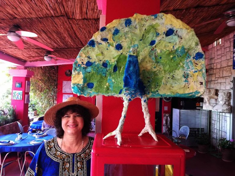 Izložba skulptura na Palmižani – Ljubica D. Buble