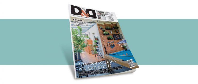 Novi broj časopisa D&D ovu nedjelju 16. lipnja uz Jutarnji list