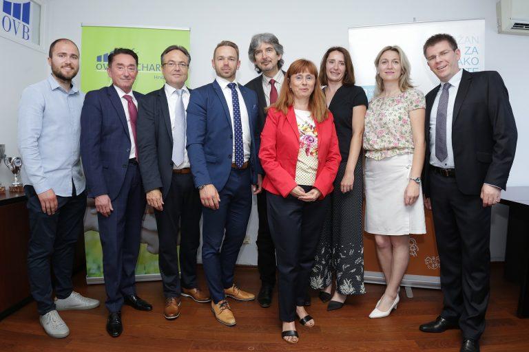 OVB Charity Hrvatska i SOS Dječje selo Hrvatska