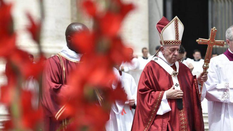 Papa Franjo: Duh Sveti sidri nas u nadi