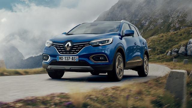 Renaultov kompaktni SUV: Kadjar