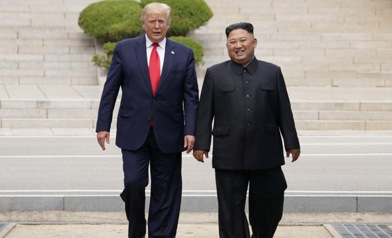 Trump u Sjevernoj Koreji