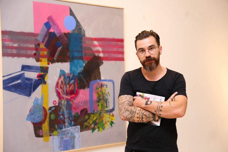 Dvije izložbe Zorana Šimunovića