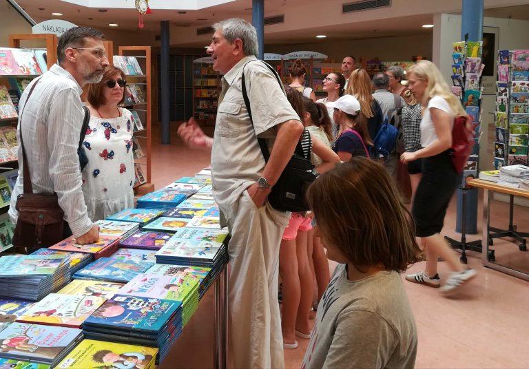 15 nakladnika s oko tisuću naslova na Sajmu dječje knjige u Šibeniku