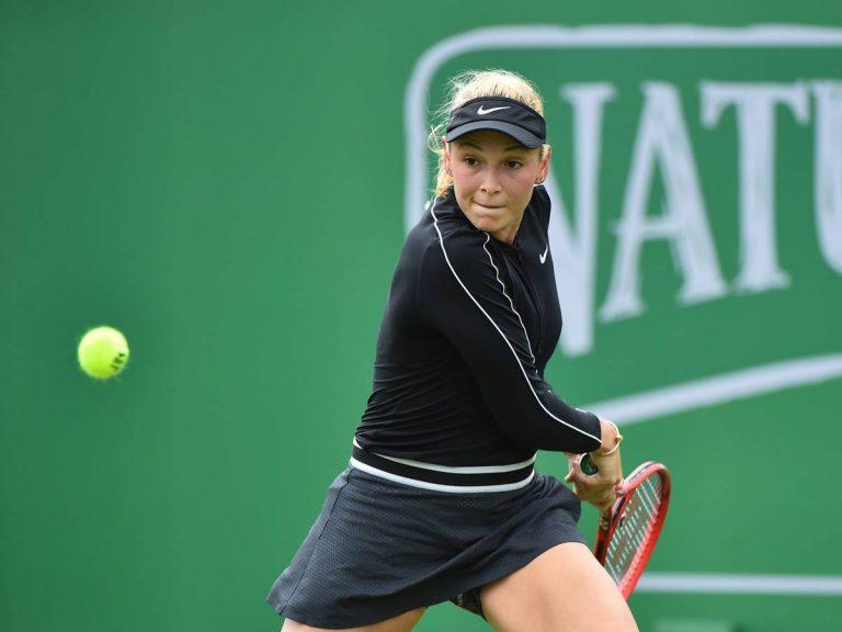 Najbolja hrvatska tenisačica Donna Vekić nije uspjela osvojiti WTA u Nottinghamu