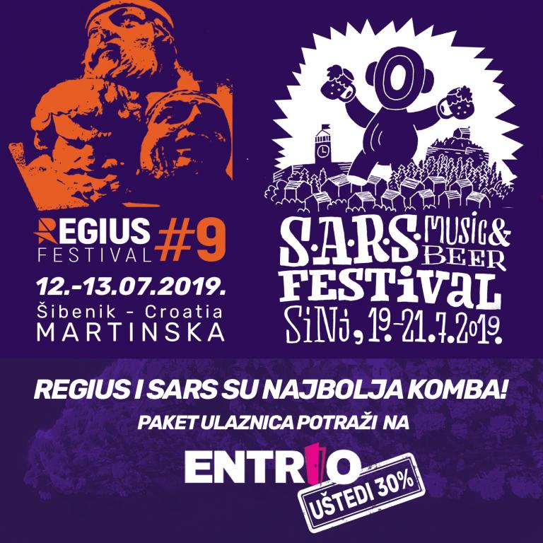 Regius festival i S.A.R.S. festival udružili snage