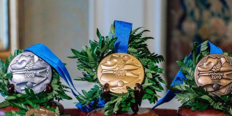 Hrvatska na Europskim igrama osvojila osam medalja