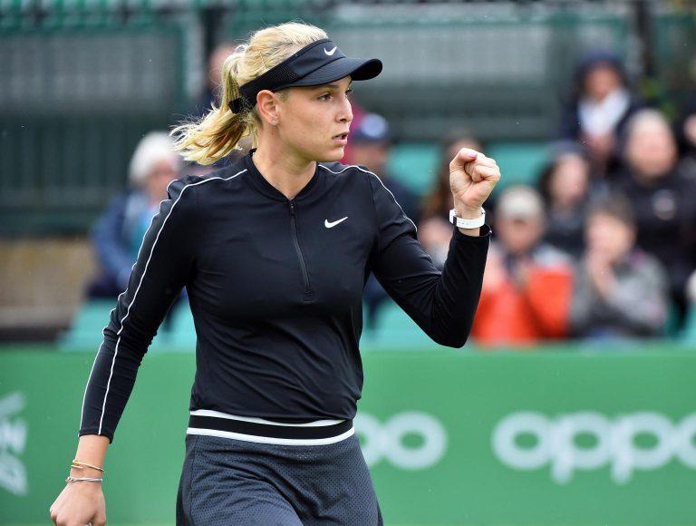 WTA Nottingham – Vekić protiv Garcije za naslov
