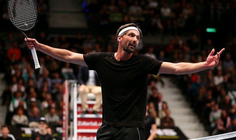 Goran Ivanišević osvojio treći veteranski trofej u Parizu