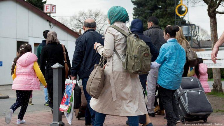 Njemačka pokušava vratiti izbjeglice s granice u ostale zemlje EU-a