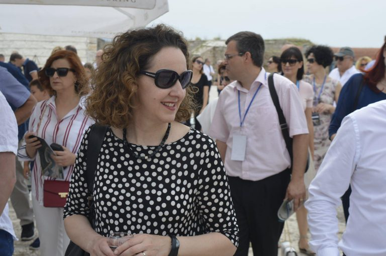 Ministrica kulture na otvorenju 59. MDF-a u Šibeniku