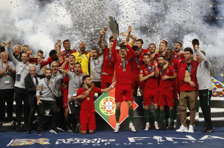 Portugal osvojio Ligu nacija, Ronaldu novi trofej