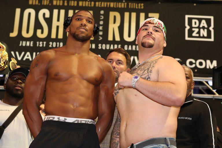 Novi prvak Ruiz nokautirao Joshuu