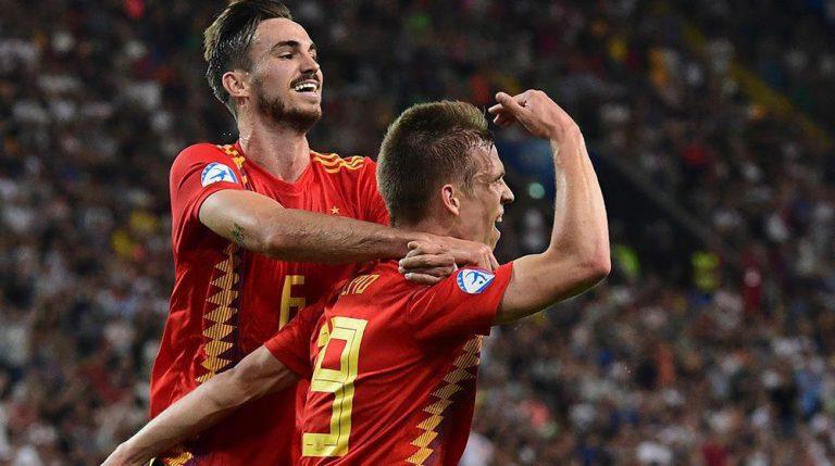 Nogometna reprezentacija Španjolske U-21 prvak Europe