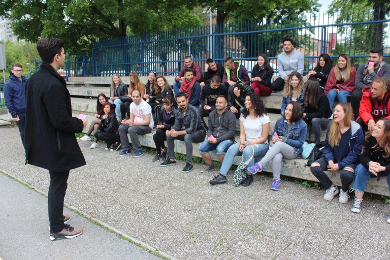 Mladi iz Italije, Bugarske, Turske i Hrvatske u Zagrebu o toleranciji u religiji