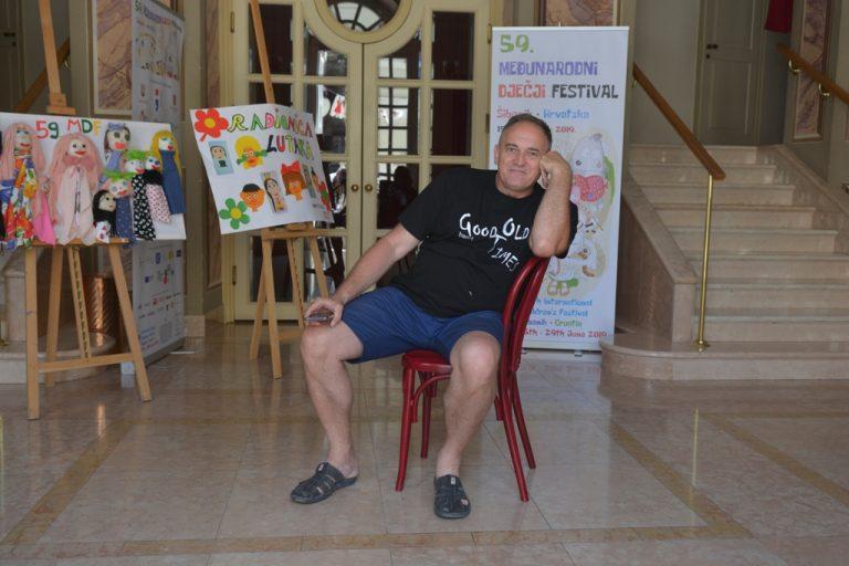 Željko Šturlić više od 20 godina na visokoj nozi drži filmski program MDF-a