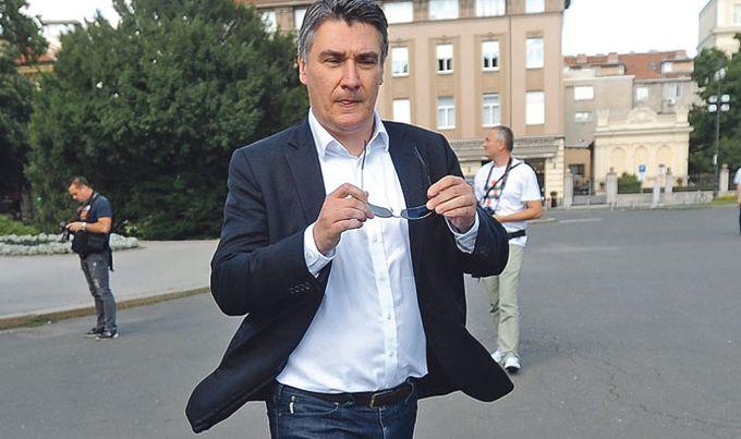 Milanović kandidat za predsjednika RH