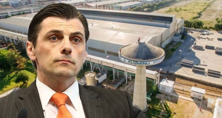 Andrej Grubišić o propasti Aluminija – Rješenje problema je micanje države od takvih kompanija
