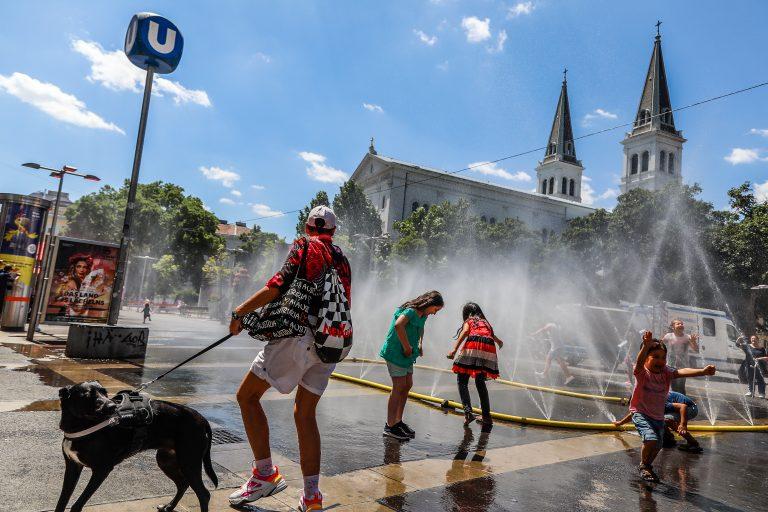 Bečke mjere borbe protiv ljetnih vrućina
