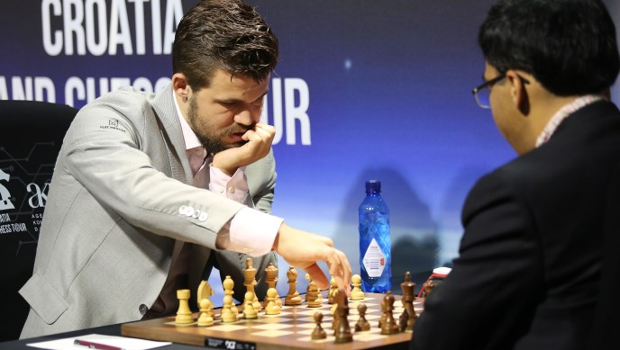 Croatia Grand Chess Tour u Zagrebu – rezultati 6. kola