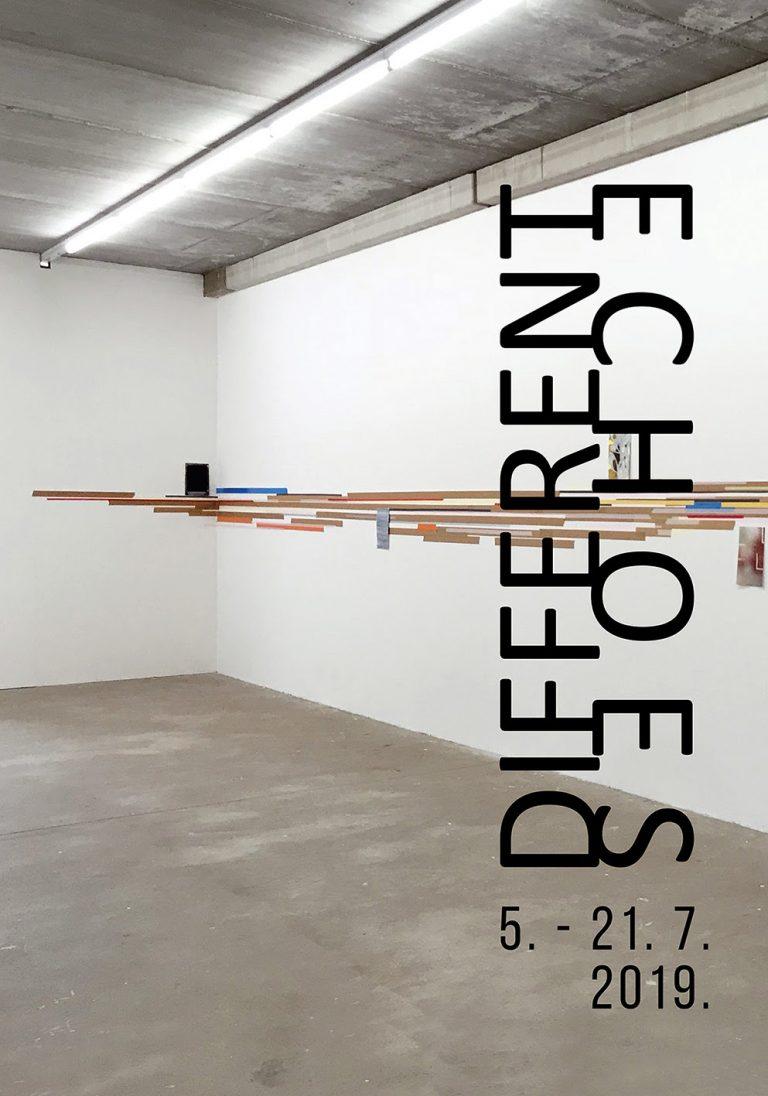 Different Echoes – međunarodna grupna izložba