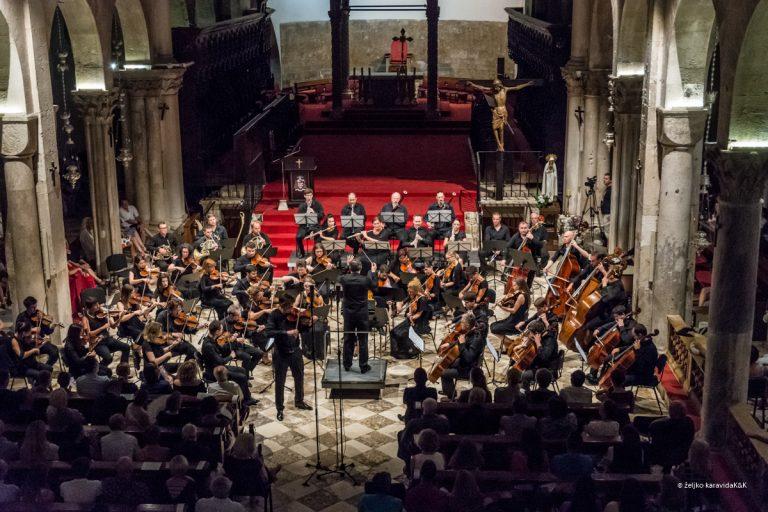 Glazbene večeri u sv. Donatu: Diva Covent Gardena i 3 Zadarske priče