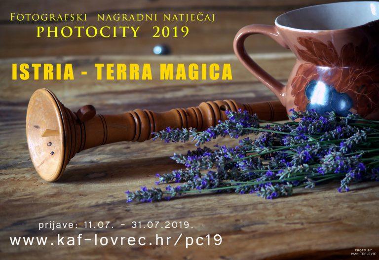 Nagradni fotonatječaj – 'Istria – terra magica'