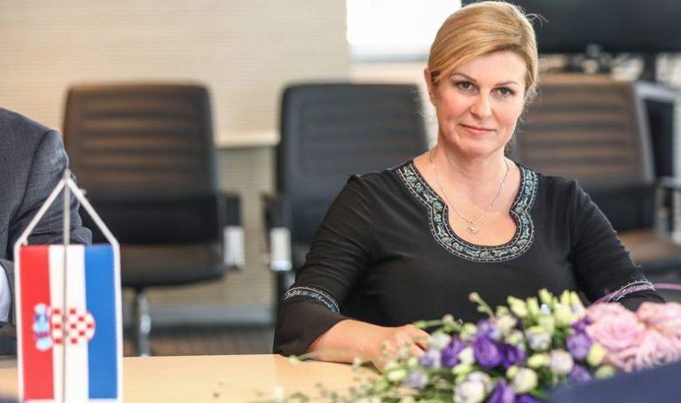 KOLINDA GRABAR-KITAROVIĆ OPTUŽILA ŠVICARSKU TELEVIZIJU ZA NEPROFESIONALIZAM