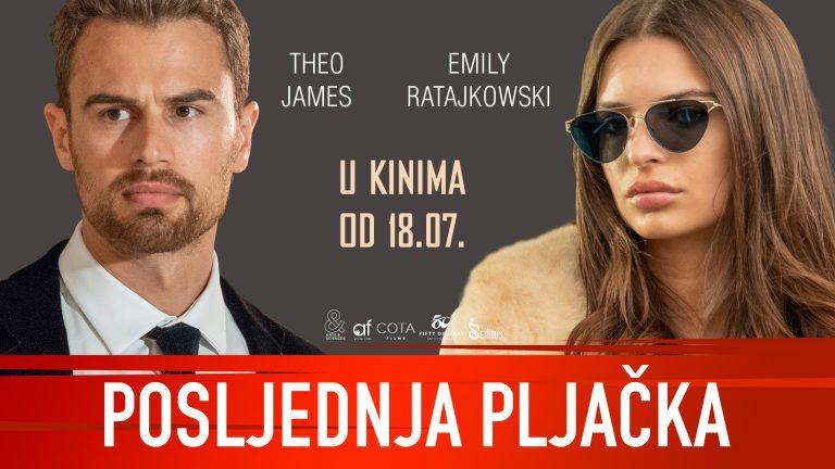 Emily Ratajkowski u novom filmu POSLJEDNJA PLJAČKA
