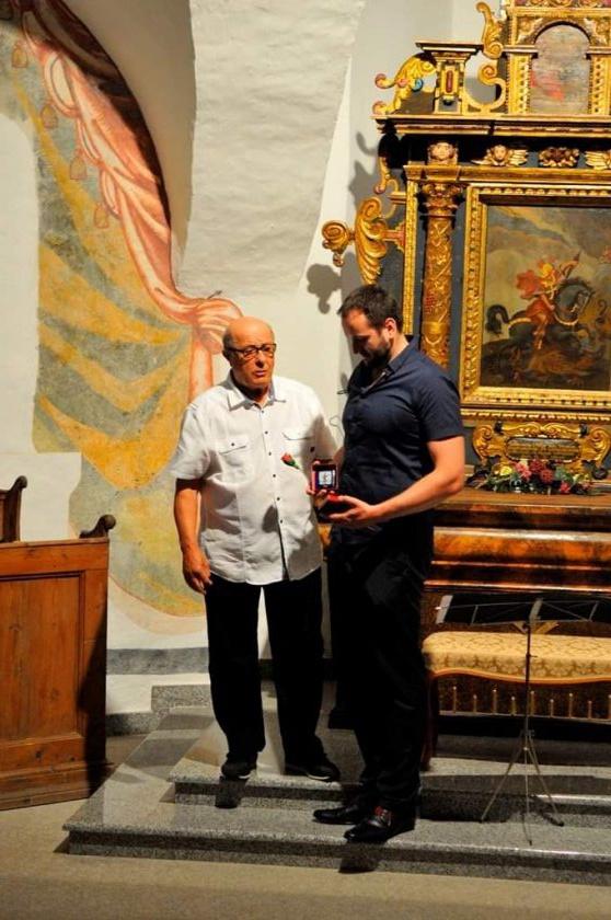 Povodom izložbe Mate Turića (Mata CROata) u Sloveniji – kipar koji s vlastitim radom popravlja svijet