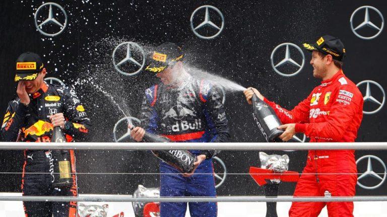 Verstappen pobjednik Velike nagrade Njemačke