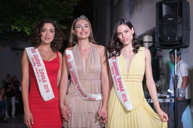 Iva Mijolović Miss Zadarske županije