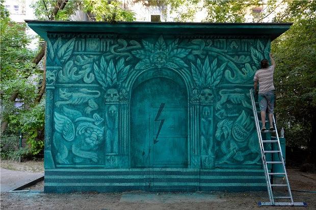 NATJEČAJ za izradu street art intervencije