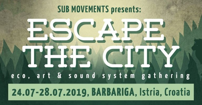 Počinje drugi Escape the city festival – četiri dana čarolije uz more s programom