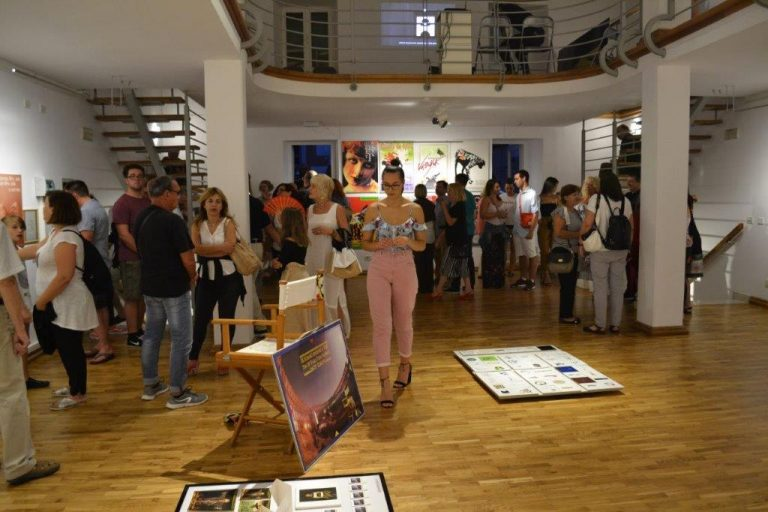 "Otvorena izložba Predraga Spasojevića ""Mapa puna snova"""