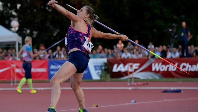 Olimpijska pobjednica Sara Kolak četvrta u Luzernu