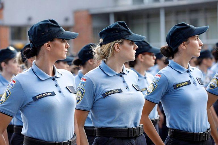 Svečana prisega polaznika Policijske škole