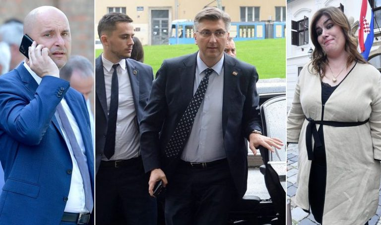 Vladu napuštaju Tolušić, Murganić i Žalac