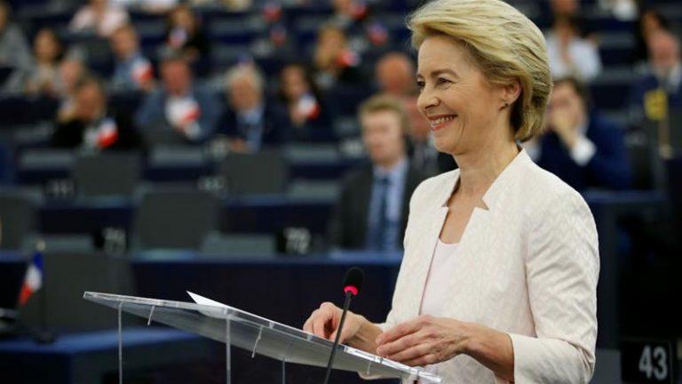 Ursula von der Leyen, nova predsjednica Europske komisije
