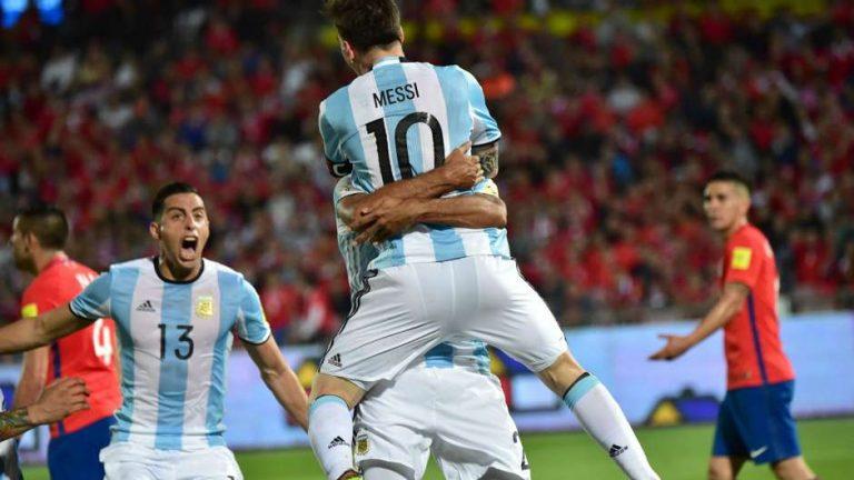Nogometaši Argentine treći na Copi
