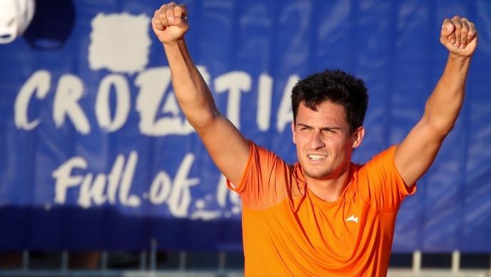 Finale Umaga za uspjeh karijere Mađara Balazsa
