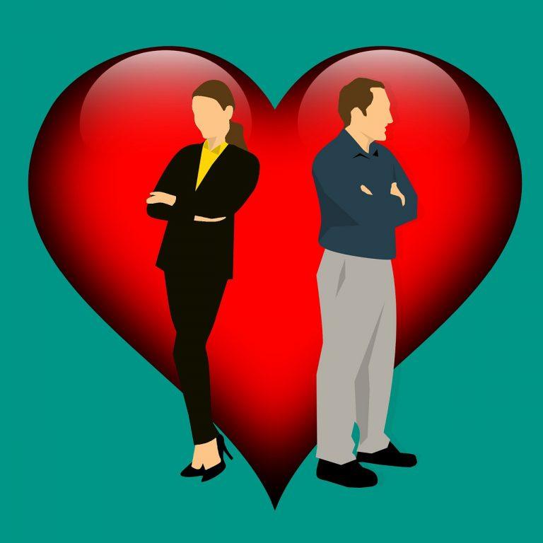 Rastava braka promatrana kroz hedonizam, sebičnost i nezrelost