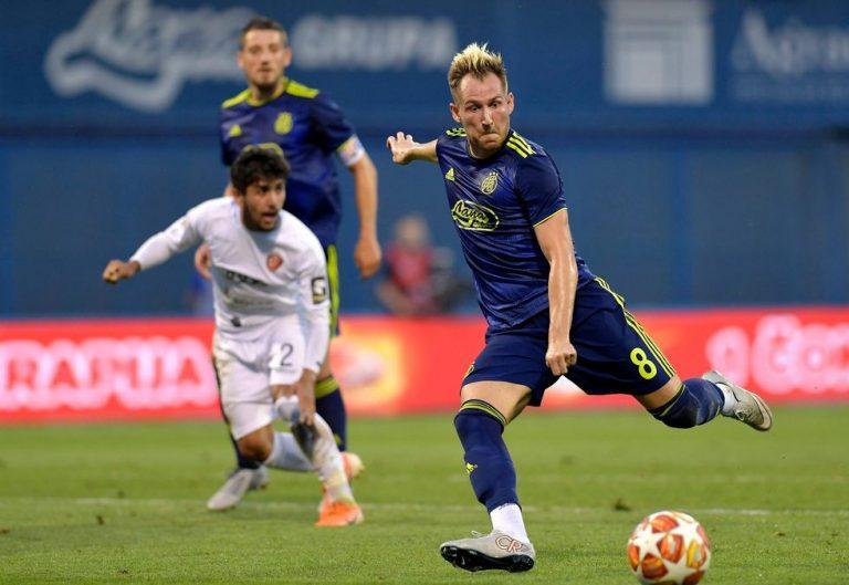 Dinamo u 3. pretkolo Lige prvaka