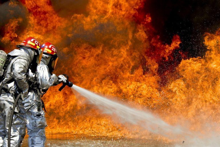 Požar uspješno riješen, počela istraga o uzroku, a do kad će trajati ne zna se