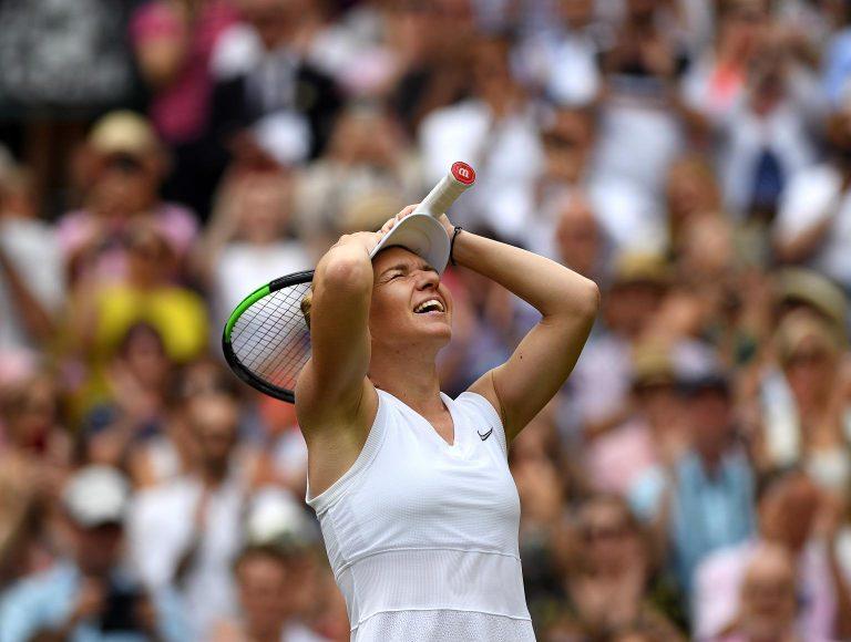 Simona Halep odigrala meč karijere i osvojila Wimbledon