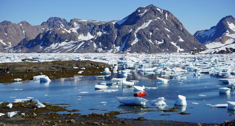 Na Grenlandu otkriveno više od 50 novih jezera