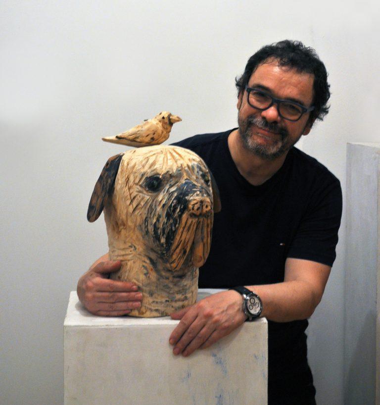 Neno Mikulić u Muzeju grada Splita – E(K)LIPSA