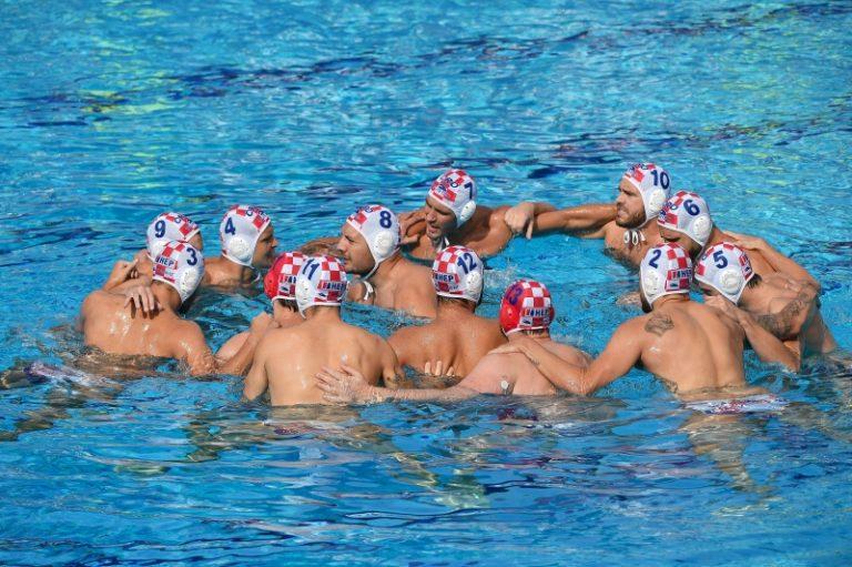 SP vaterpolo: Hrvatska u četvrfinalu protiv Njemačke